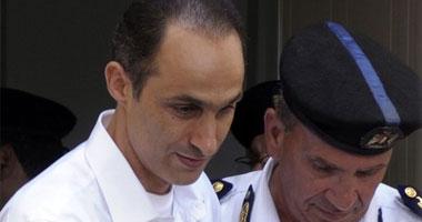 لأول مرة.. سوزان وخديجة والجمال يزورون جمال مبارك دون علاء 11220111535835.jpg