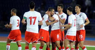المنتخب المغربى - أرشيفية