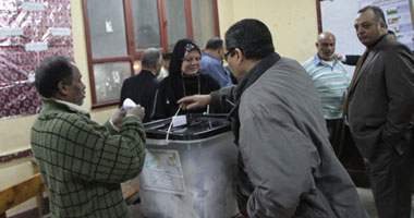 الجولة الأولى من الاستفتاء على الدستور
