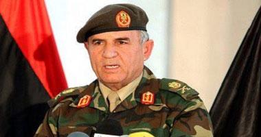 المتحدث باسم رئاسة الأركان الليبية على الشيخى
