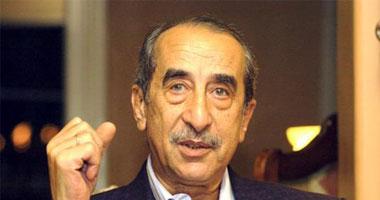 الكاتب الصحفى حمدى قنديل