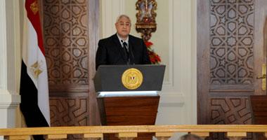 رئيس البرلمانات العربية يهنئ منصور والسيسى بذكرى المولد النبوى