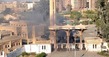 القبض على طالبين من الإخوان أثناء تسلقهما سور المدينة الجامعية للأزهر