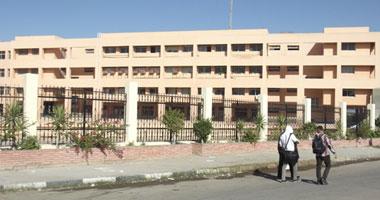رئيس جامعة السادات يفتتح مبنى الإدارة الطبية لخدمة 15 ألف طالب وطالبة
