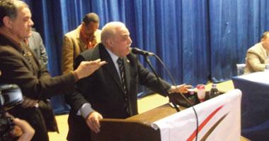 قدرى أبو حسين أمين عام جبهة مصر بلدى