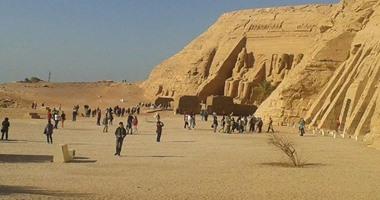 بدء تطبيق قرار زيادة تذاكر دخول المعابد الأثرية فى أسوان للمصريين اليوم