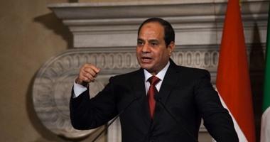 السيسى يقرر عقد اجتماع عاجل لمجلس الدفاع الوطنى ويعلن الحداد 7 أيام