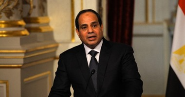 الرئيس السيسى يصدر قانونا بشأن الكيانات الإرهابية والإرهابيين