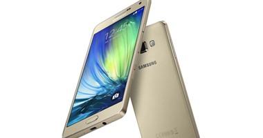 بالصور.. سامسونج تكشف رسميًا عن هاتف Galaxy A7 بسمك رقيق وجسم معدنى
