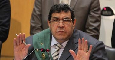 المستشار شعبان الشامى مساعد وزير العدل للطب الشرعى