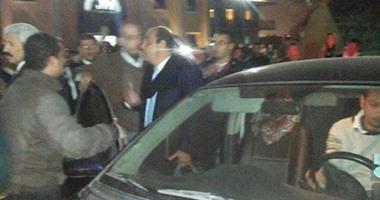 """مصادر: وقف رئيس """"بتروسبورت"""" عن العمل بعد تظاهر العمال ضده"""