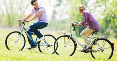 100 مليون صحة: ركوب الدراجة 10 دقائق فقط يوميًا يحسن وظائف الجسم