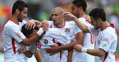 الأردن تختار 20 لاعباً لمواجهة مصر ودياً
