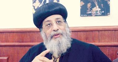 بالفيديو.. البابا تواضروس: مرسى استخف بـ30 يونيو خلال لقائنا قبل أسبوعين من عزله