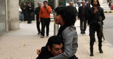 صورة مقتل شيماء الصباغ للزميل إسلام أسامة تصل لنهائيات مسابقة شوكان