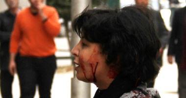 نص تقرير تشريح الطب الشرعى لجثمان شيماء الصباغ  اليوم السابع