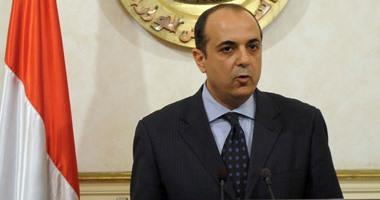 السفير حسام القاويش - المتحدث باسم مجلس الوزراء