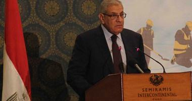 محلب و6 وزراء يفتتحون اليوم وحدات جديدة بمستشفى جامعة عين شمس