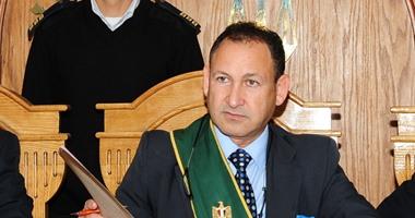 المستشار محمد خفاجى  نائب رئيس مجلس الدولة - أرشيفية