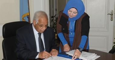 محافظ القاهرة يعتمد نتيجة الشهادة الإعدادية بنسبة نجاح 64,5%