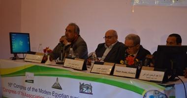 افتتاح مؤتمر جراحة السمنة والسكر بالغردقة بحضور رئيس جامعة عين شمس