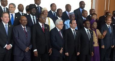 الرئاسة: زعماء دول إفريقيا يعربون عن خالص التعازى لمصر فى شهداء العريش