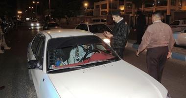 """""""المرور"""" تواصل ضبط الشارع وتحرر 426 مخالفة متنوعة فى 6 أكتوبر"""