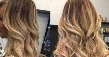بالصور .. أفضل درجات الشعر الأشقر - اليوم السابع