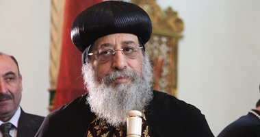 بعد عودته من القدس.. البابا تواضروس يستأنف عظته غدا بالإسكندرية