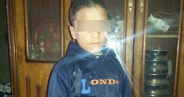 صور وقصة الطفل بدر جردوه من ملابسه ودفنوه حيا من أجل 5 جنيهات 3طلاب يدفنون طفلا حيا