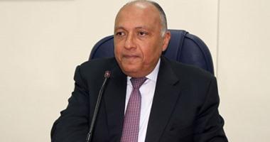 سامح شكرى يرأس وفد مصر فى قمة نيباد.. ورئيس السنغال يدعو لجذب الاستثمارات