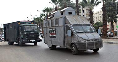 الأمن ينقذ أرملة وعشيقها متهمين
