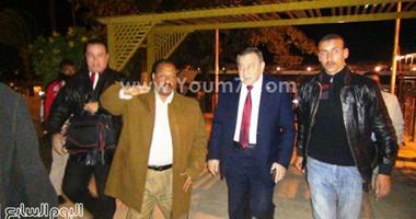 عصام شرف يفتتح فعاليات مهرجان تسويق السياحة العربية بأسوان