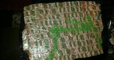 ضبط 3 عاطلين وشيال لحيازتهم مواد مخدرة فى حملة أمنية بالبحر الأحمر  -