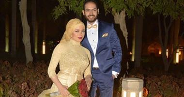 بالصور.. حفل خطوبة عماد أشرف وهدير عبد الناصر بحضور الأهل والأصدقاء