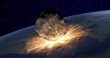 ماذا سيحدث إذا اصطدم كويكب بالأرض؟