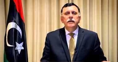 فائز السراج يطرح مبادرة للخروج من الأزمة الليبية