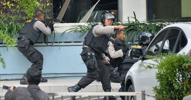 إصابة 7 أطفال طعنا بسكين داخل مدرسة ابتدائية وسط إندونيسيا