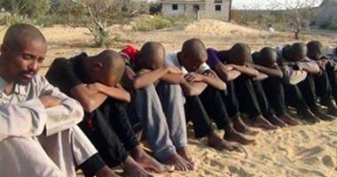 إحباط تسلل 50 شخصا بينهم 6 سودانيين إلى ليبيا عن طريق السلوم -