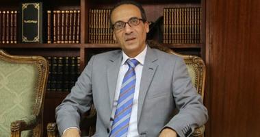 هيثم الحاج على: زوار معرض الكتاب قاربوا 3 ملايين والفضل للشعب المصرى