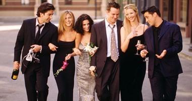 مسلسل Friends ينتقل إلى شبكة جديدة.. تعرف عليها
