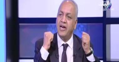 بكرى: أحمد الزند كاد أن يدفع حياته ثمنا لمواقفه البطولية خلال عهد الإخوان