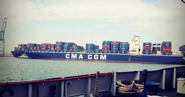 ميناء دمياط: مستمرون فى اتخاذ ما يلزم لانتظام سير العمل