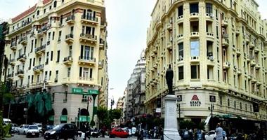 لجنة تطوير القاهرة الخديوية: تأجير رصيف شارع الألفى بـ50جنيها للمتر