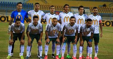عقوبة مالية على لاعبى المصرى بعد التعادل مع أسوان