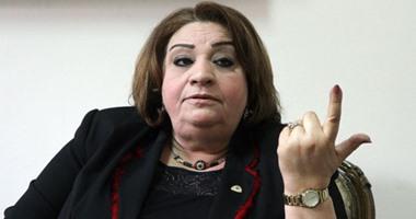 تهانى الجبالى: انتصار ثورة 30 يونيو حافظ على الأمة العربية
