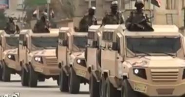 الجيش يدمر بؤرة إرهابية بالواحات ويضبط كمية كبيرة من الأسلحة والمتفجرات