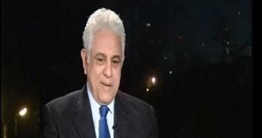 حسام بدراوى: أبنائى نزلوا الميدان فى ثورة 25 يناير