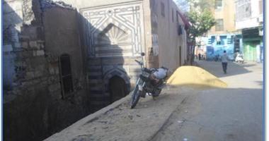 """إدراج """"حمام بشتك"""" التراثى بسوق السلاح ضمن العقارات ذات الطراز المعمارى"""