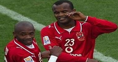 هدف لا ينسى .. رأسية فلافيو تهدى الأهلى لقب الدورى على حساب الدراويش